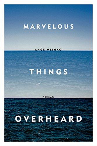 Marvelous Things Overheard: Poems