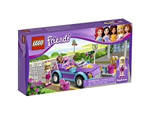 LEGO Friends Stephanie's Cool Convertible 3183
