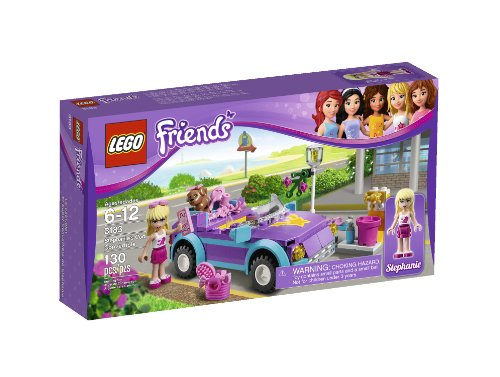 LEGO Friends Stephanie's Cool Convertible 3183 Picture
