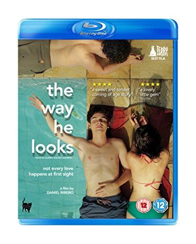 The Way He Looks [Blu-ray] [Edizione: Regno Unito]