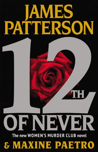 Featured Author of the Month: 'James Patterson' 12th of Never