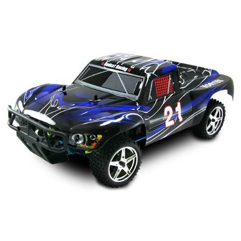 Vortex SS Desert Truck 1/10 Scale Nitro (With 2.4GHz Remote Control)