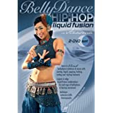 Bellydance Hip-Hop - Liquid Fusion, with Anasma (TWO-DVD set): Bellydancing classes, belly dance how-to, hip-hop how-to, fusion belly dance instruction ~ Anasma
