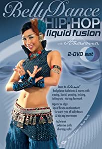 Belly Dance - Hip-Hop: Liquid Fusion - moves, drills, choreography with Anasma