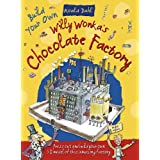 Willy Wonkas Chocolate Factory (Roald Dahl Press Out and Build)by Roald Dahl