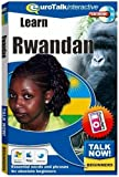 Talk now Learn Rwanda: Essential Words and Phrases for Absolute Beginners (PC/Mac)
