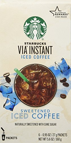 Starbucks VIA® Iced Coffee by Starbucks Coffee