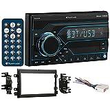 05-07 Ford F-250/350/450/550 Digital Media Bluetooth Receiver w/ USB/AUX+Remote