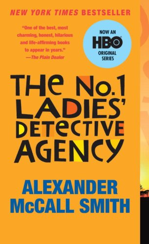 Image for The No.1 Ladies' Detective Agency (Movie Tie-in Edition) (The No. 1 Ladies' Detective Agency)