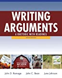 img - for Writing Arguments: A Rhetoric with Readings (9th Edition) book / textbook / text book