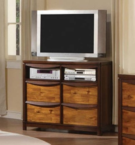 Cheap 44″ TV Stand by Winners Only – Acacia Finish (BF1007TV) (BF1007TV)