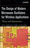 img - for The Design of Modern Microwave Oscillators for Wireless Applications : Theory and Optimization by Ulrich L. Rohde (2005-06-03) book / textbook / text book
