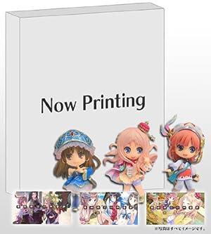 メルルのアトリエ プレミアムフィギュアBOX+メルルのアトリエ PS3 the Best (オリジナルカスタムテーマ3種DLシリアル同梱)