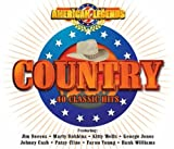 American Legends: Country Various Artists