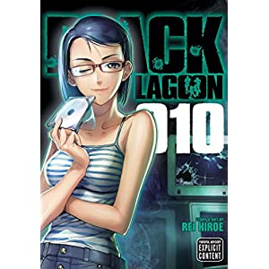 Black Lagoon, Vol. 10