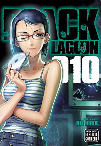 Black Lagoon Volume 10