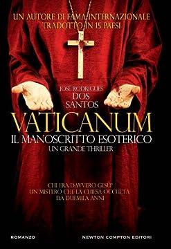Cover Vaticanum. Il manoscritto esoterico