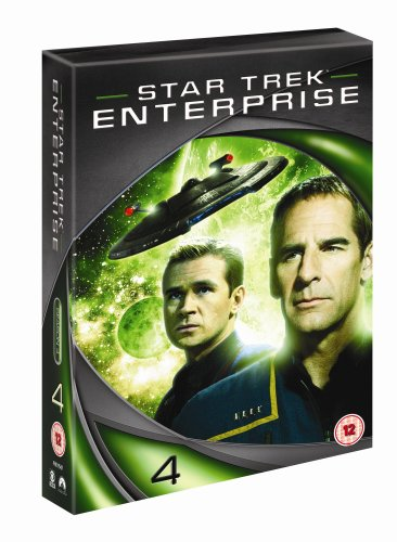Star Trek - Enterprise - Series 4 - Complete