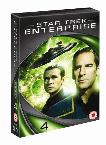 Star Trek – Enterprise – Series 4 – Complete