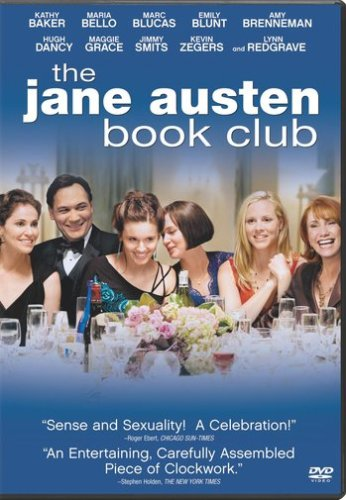 The Jane Austen Book Club DVD directed by Robin Swicord at Amazon
