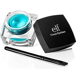 e.l.f. Cream Eyeliner, Teal Tease, 0.17 Ounce