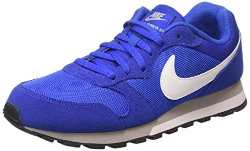 NikeMD Runner 2 - Scarpe da corsa uomo , Blu (Blau (Game Royal/White-Wlf Gry-White 411)), 42.5