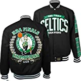 Boston Celtics Wool J.H. Design NBA 2012 Commemorative Jacket – Large by NYC Leather Factory Outlet