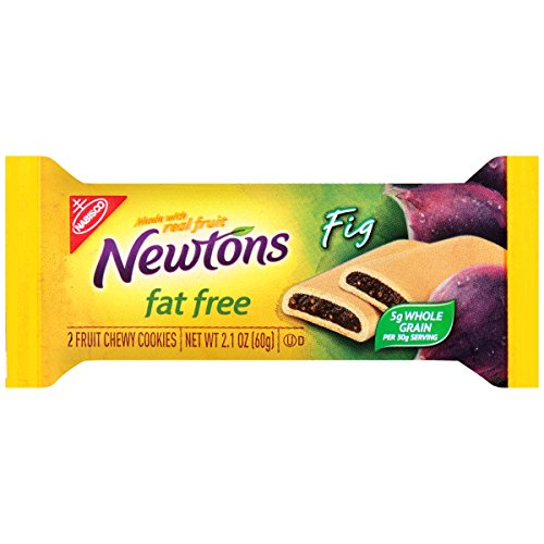 Newtons Fruit Chewy Cookies, (Fat Free Fig, 2.1-Ounce Single Serve Bags, 48-Pack) (Snacks Single Serve compare prices)