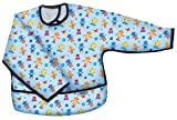 Frenchie MiniCouture LongSleeve Waterproof Coverall with Flip Over Pocket Boy