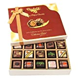Chocholik Belgium Chocolates - Yummy Treat Of 20pc All Pralines Chocolate Box