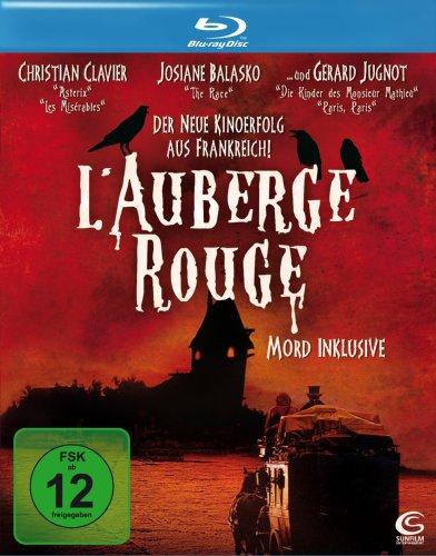 L'Auberge rouge [Blu-ray]