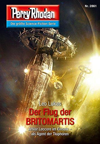 Perry Rhodan 2861: Der Flug der BRITOMARTIS (Heftroman): Perry Rhodan-Zyklus