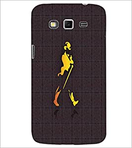 PrintDhaba Jhony Walker D-4858 Back Case Cover for SAMSUNG GALAXY GRAND 2 (Multi-Coloured)