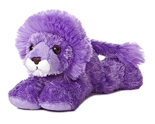 "Lionel Purple Lion 8"" by Aurora"