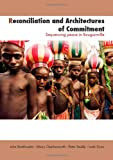 img - for Reconciliation and Architectures of Commitment book / textbook / text book