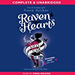 Raven Hearts: A Kitty Slade Mystery, Book 4 (       UNABRIDGED) by Fiona Dunbar Narrated by Emma Weaver