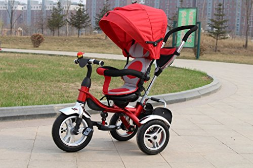 SmileAfresh-Strolicycle-Designer-Lightweight-Multi-purpose-Baby-StrollerTricycle-Combination-Designed-to-adjust-with-Baby-Stages-to-above-5-years