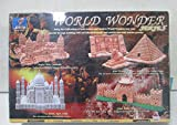 Brick & Brain World Wonder Series Great Wall