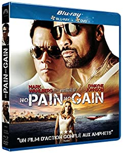 No Pain No Gain [Combo Blu-ray + DVD]