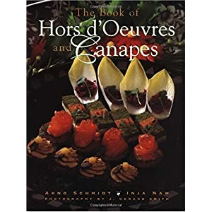 the book of hors doeuvres and