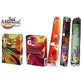 Sai Mangal Agarbatti/Incense Sticks Pooja Special Series With Dhoop Sticks- Pooja Special, Rose & Mogra With Mogra...