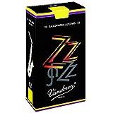 Vandoren SR413 Alto Sax ZZ Reeds Strength 3; Box of 10