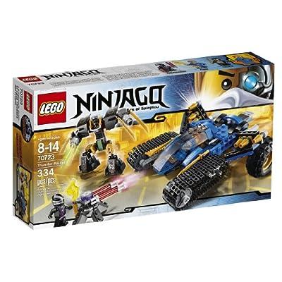 LEGO Ninjago 70723 Thunder Raider Toy from LEGO Ninjago