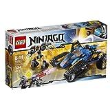LEGO Ninjago 70723 Thunder Raider Toy – $18.52!