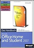 img - for Microsoft Office Home and Student 2007 - Das Handbuch: Word, Excel, PowerPoint, OneNote book / textbook / text book