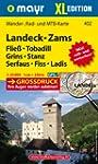 Landeck - Zams XL: Wander-, Rad- und...
