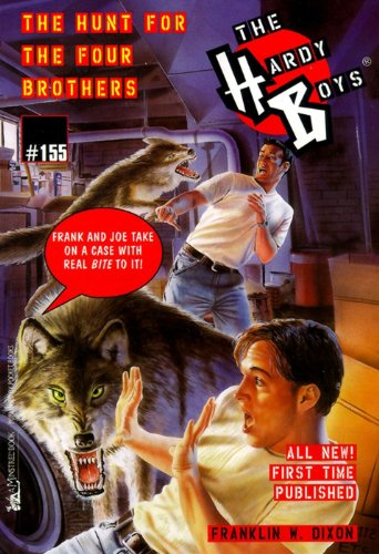 the-hunt-for-four-brothers-hardy-boys-book-155