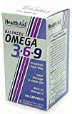 HEALTH AID OMEGA 3.6.9 60 CAPS - 60 CAPS