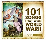 101 Songs That Won World War II by Various Artists (2009) Audio CD