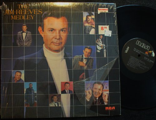 Jim Reeves - the Jim Reeves Medley--CD-1983-UNiCORN INT Download